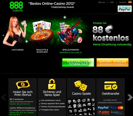 casino online 888 com spielen ohne anmeldung online