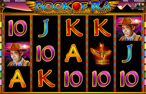 slots online casinos book of ra spielautomat