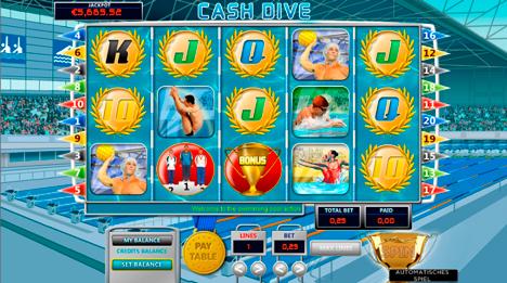 schwimmen online spielen geld