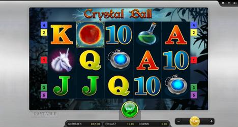 Crystal Ball Slots - Spielen Sie diesen Online-Slot gratis