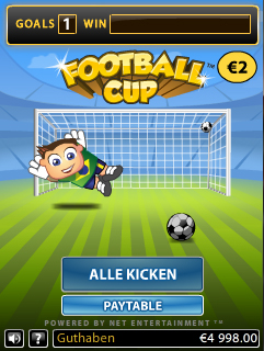 football cup im betsson casino