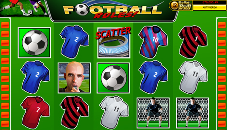 football rules online slot im prestige casino