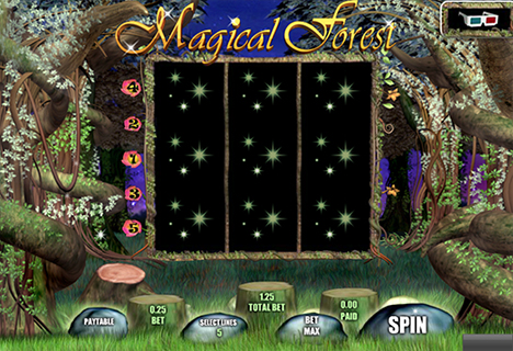 magical forest slot im 888 online casino