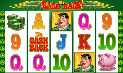 mr cash back casinospiel im prestige casino spielen