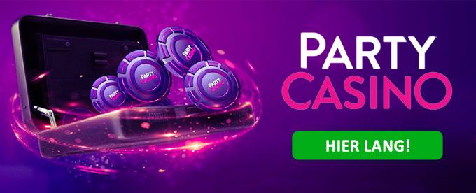 PartyCasino Bonus sichern!