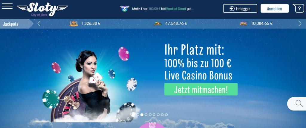 Vorschau Sloty Casino