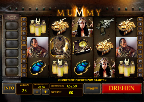 the mummy online slot im winner casino