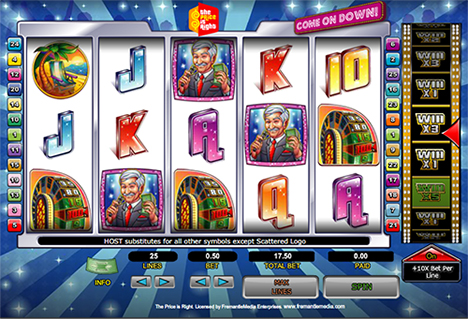 the price is right slot im 888 casino