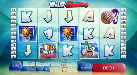 wild games online slot im winner casino